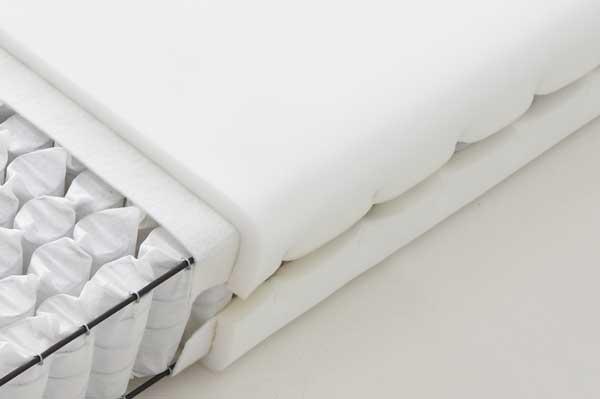 日本ベッドマットレスの4つのポイント ロールガード